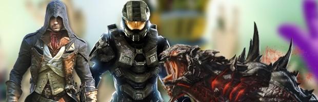 Microsoft na GamesCome 2014