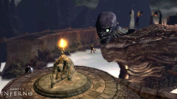 Dante's Inferno / ENG / Слэшер / 2010 / PSP