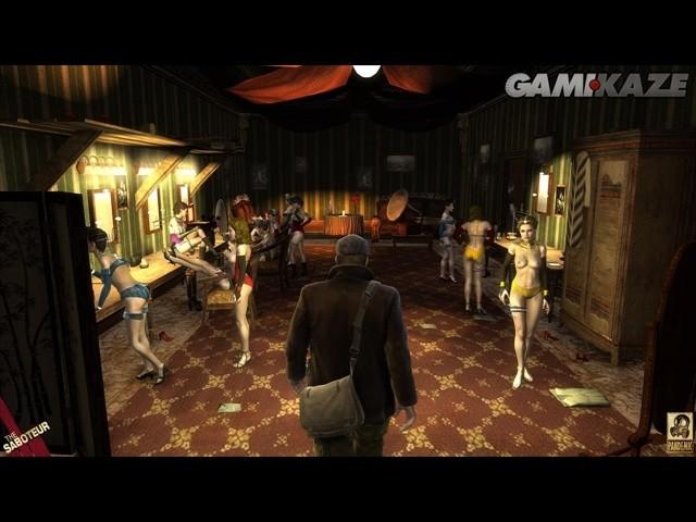 Скачать игру The Saboteur (2009/RUS/ENG/RePack от VANSIK) .