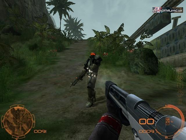 Скачать игру Chrome: SpecForce / Хром: Спецназ (L) Ru (2005) через.