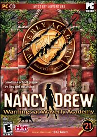 Nancy Drew: Warnings at Wawerly Academy