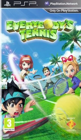 Everybody´s Tennis