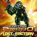 Captain Zorro. Lost Factory