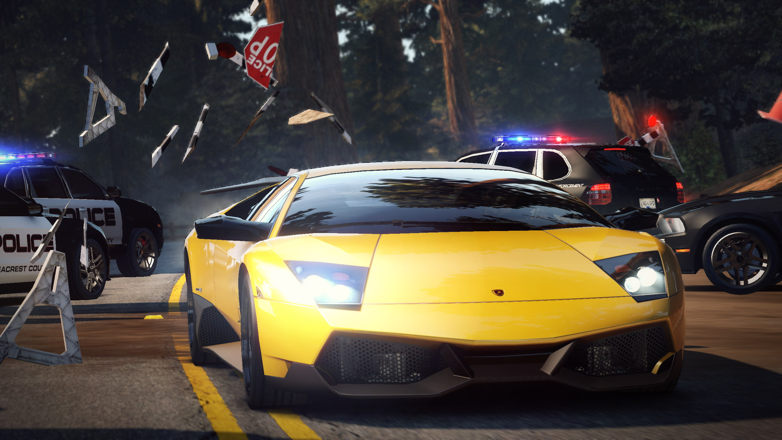 Need for Speed: Hot Pursuit - debut trailer HD