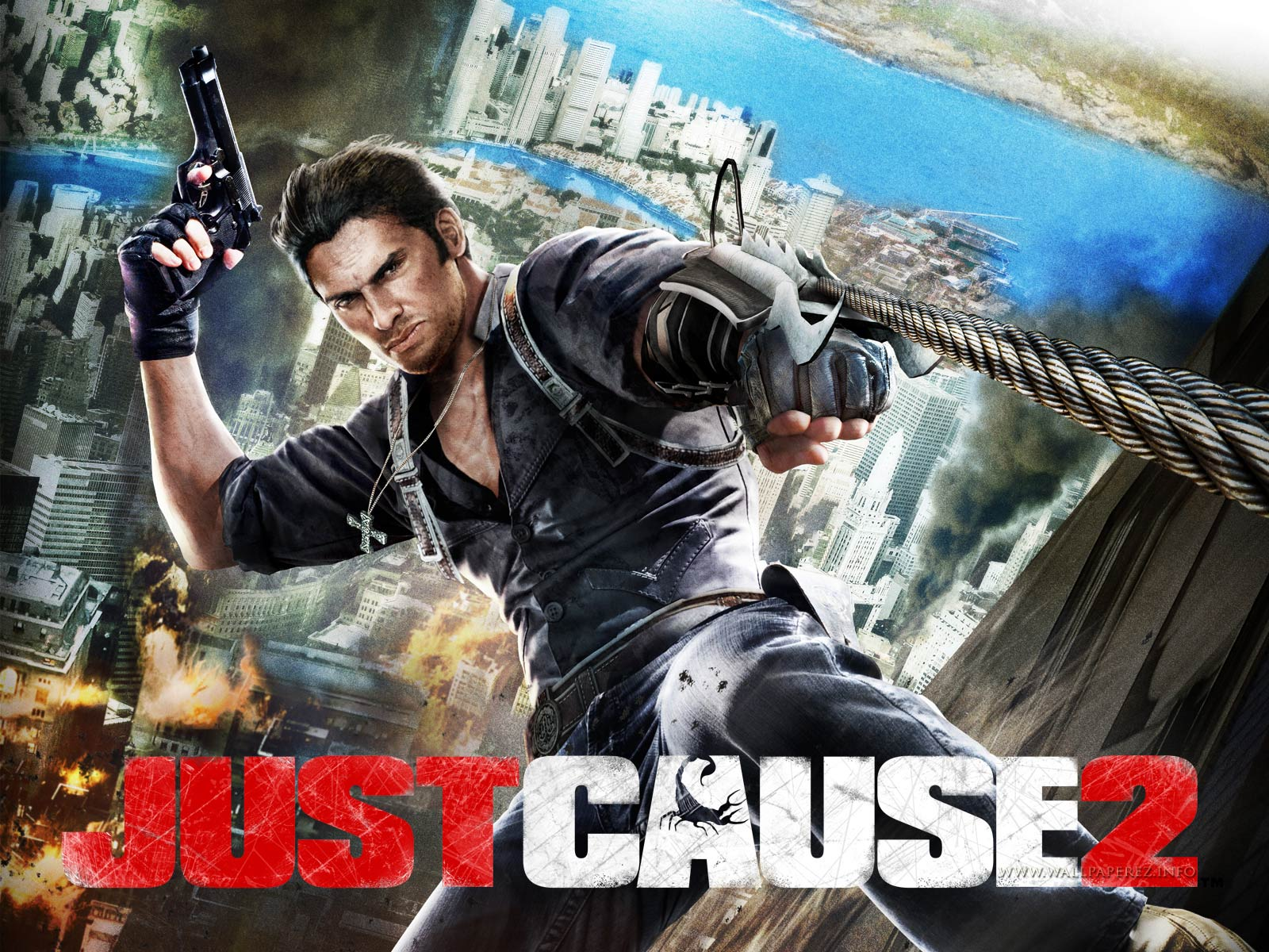 Just Cause 2 - demo je už na Steame
