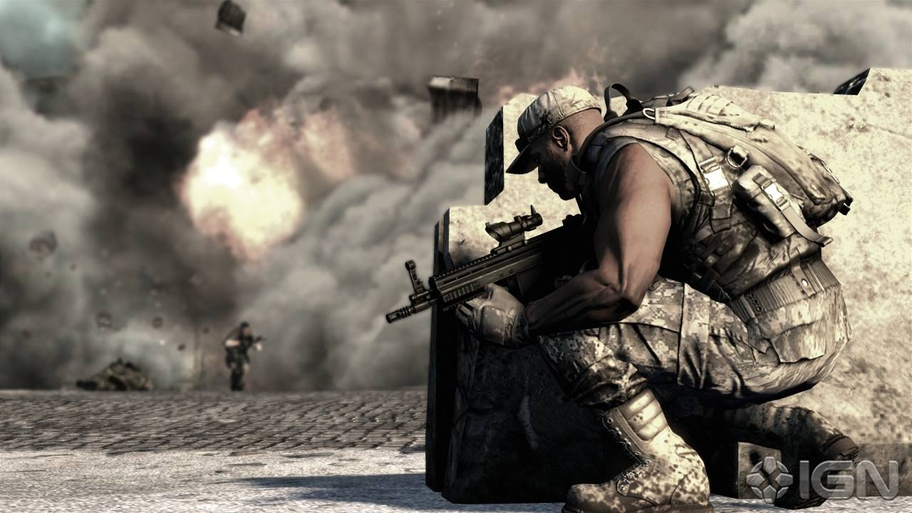 SOCOM 4: U.S. Navy Seals - debut trailer