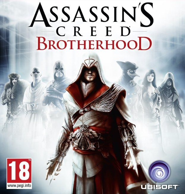 Assassin´s Creed: Brotherhood - Comic-Con 2010 Multiplayer Trailer