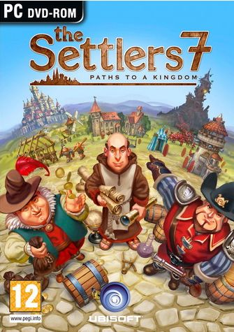 The Settlers 7: Paths to a Kingdom - patch v1.10