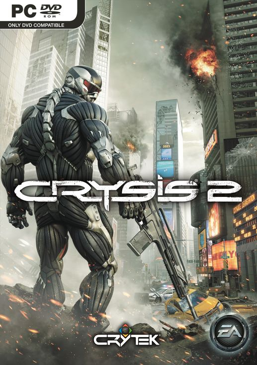 Crysis 2 - PC multiplayer demo